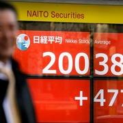 Cổ phiếu trò chơi Trung Quốc phục hồi, chứng khoán châu Á tăng điểm
