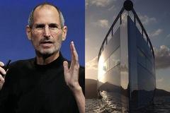 Du thuyền 'thần Vệ Nữ' do Steve Jobs tự tay thiết kế nhưng chưa một lần bước chân lên