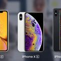 """<p> Năm 2018, Apple trình làng iPhone Xs, Xs Max và Xr. Trong đó, iPhone Xs là bản nâng cấp của iPhone X, iPhone Xs Max là smartphone màn hình lớn nhất Apple từng giới thiệu. iPhone Xr là bản """"giá rẻ"""" của iPhone X nhưng cũng có thể coi là bản nâng cấp của iPhone 8. (Ảnh: <em>Apple</em>)</p>"""