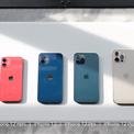 """<p class=""""Normal""""> Tháng 10 năm 2020, Apple trình làng 4 mẫu iPhone 12, bao gồm 12 Mini nhỏ nhất, 12 tiêu chuẩn, 12 Pro và 12 Pro Max. Đây cũng là dòng iPhone đầu tiên hỗ trợ mạng 5G.</p> <p class=""""Normal""""> iPhone 12 là bản nâng cấp lớn của iPhone 11. Ngoài thiết kế thay đổi với khung viền vuông kiểu iPhone 4, máy còn chuyển sang dùng màn hình OLED thay vì LCD. Màn hình có phần mặt bảo vệ gốm - loại chất liệu mới của Corning - thay vì kính thông thường.</p> <p class=""""Normal""""> Bản Mini dùng thiết kế màn hình tràn viền """"tai thỏ"""" với kích thước 5,4 inch nhưng gọn gàng hơn cả iPhone 8 màn hình 4,7 inch; thông số phần cứng bên trong của máy tương tự iPhone 12.</p> <p class=""""Normal""""> iPhone 12 Pro và 12 Pro Max tăng kích thước màn hình và kiểu dáng nên dài hơn so với 11 Pro và 11 Pro Max tương ứng. Hai máy có màn hình 6,1 inch và 6,7 inch tương ứng, tấm nền Super Retina XDR. Sự khác biệt lớn giữa camera của 12 Pro và 12 Pro Max là bản Max sử dụng ống tele tiêu cự 65 mm, zoom quang 5x trong khi 12 Pro là 52 mm và zoom quang 4x. (Ảnh: <em>The Verge</em>)</p>"""