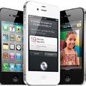 <p> Thế hệ thứ 5 của iPhone mang tên iPhone 4S được ra mắt vào ngày 4/10/2011. So với iPhone 4, sản phẩm này không có nhiều sự thay đổi trong thiết kế, nhưng được trang bị nhiều tính năng mới, trong đó có trợ lý ảo Siri. Điều đáng tiếc nhất là CEO huyền thoại Steve Jobs của Apple đã qua đời chỉ một ngày sau khi 4S được trình làng. (Ảnh: <em>Apple</em>)</p>