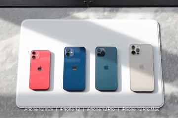 Nhìn lại các thế hệ iPhone trước thời điểm iPhone 13 trình làng