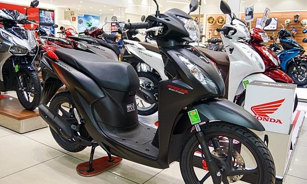 Kinh doanh xe máy tại TP HCM 'đóng băng' trong mùa dịch