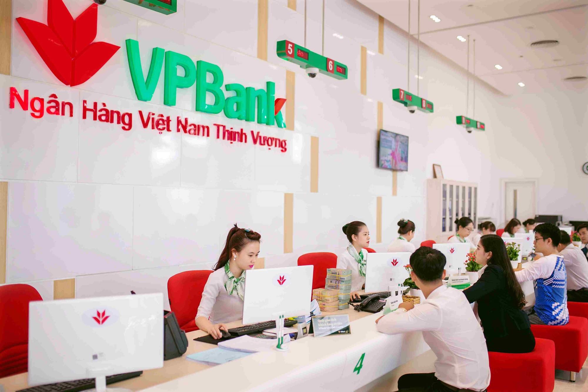 VPBank sắp chia cổ tức, cổ phiếu thưởng tổng tỷ lệ 80%