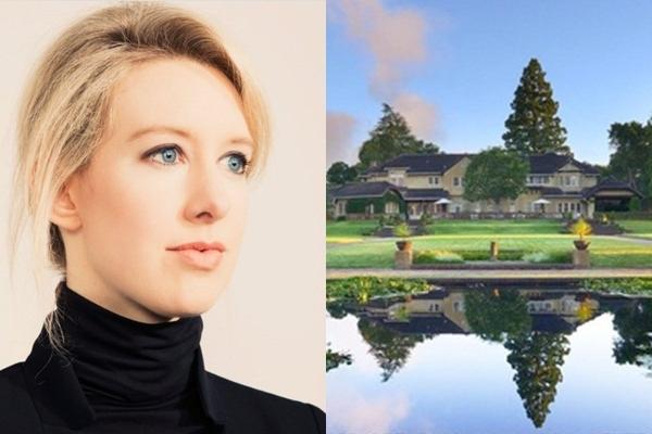 Cựu CEO tai tiếng của Thung lũng Silicon đang sống trong khu biệt thự xa hoa nhất nước Mỹ?