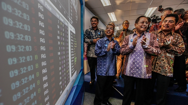 Since 2011, a minority shareholding has been listed on the Indonesia Stock Exchange. The stock has remained below the IPO price of 750 rupiah for most of the period.   © Reuters