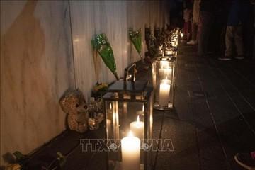 Mỹ tưởng niệm các nạn nhân của vụ khủng bố bi thảm nhất trong lịch sử
