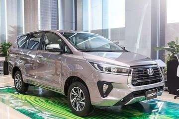 Toyota Innova và Suzuki Ertiga bán không quá 10 xe trong tháng 8