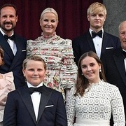 Cuộc sống bình dân của hoàng gia Na Uy