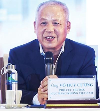 Ông Võ Huy Cường, Phó Cục trưởng Cục Hàng không Việt Nam. Nguồn: VnEconomy