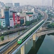 Đường sắt Cát Linh tăng chi phí tư vấn giám sát 7,8 triệu USD