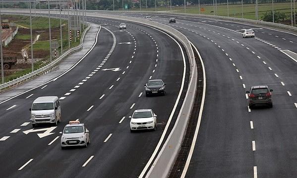 Cao tốc Hà Nội Hải - Phòng thu phí trở lại theo mức phí như trước giảm giá