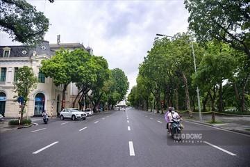Thường trực Thành ủy Hà Nội chỉ đạo xem xét nới lỏng một số hoạt động dịch vụ