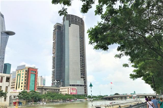 Cách nào 'giải cứu' dự án bỏ hoang Saigon One Tower 7.000 tỷ đồng?