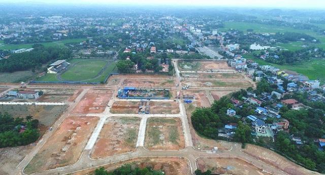 Thái Nguyên thu hồi thêm hàng nghìn ha đất làm loạt dự án