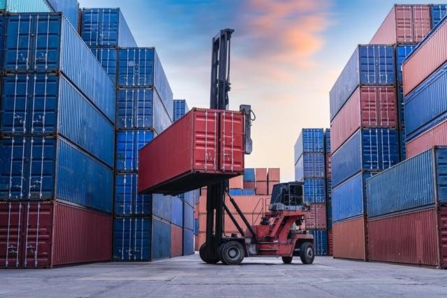 Lợi nhuận từ vận chuyển hàng hóa bằng tàu biến đã tăng lên mức cao nhất kể từ năm 2008. Ảnh: Africnews