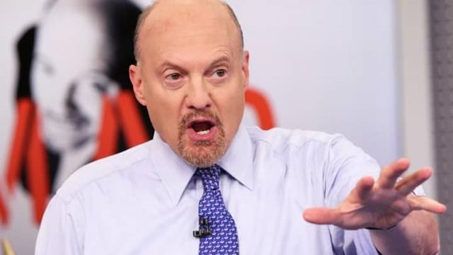 MC nổi tiếng của CNBC Jim Cramer. Ảnh: CNBC.