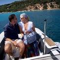 """<p class=""""Normal""""> Trong thời gian Paris Hilton đi trăng mật sớm cùng hôn thê trên du thuyền, những tay săn ảnh đã bắt được nhiều khoảnh khắc ngôi sao truyền hình thực tế thoải mái vui vẻ. Ngoài ở trên du thuyền, Paris Hilton còn chơi môtô nước và bơi.<span>Ảnh:</span><em>parishilton/instagram</em></p>"""
