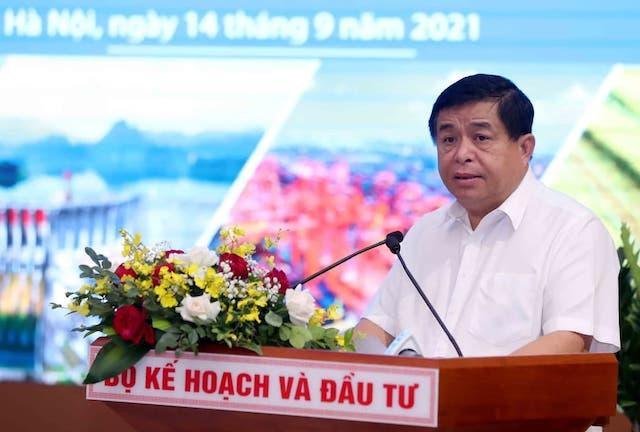 Bộ trưởng Kế hoạch & Đầu tư Nguyễn Chí Dũng.