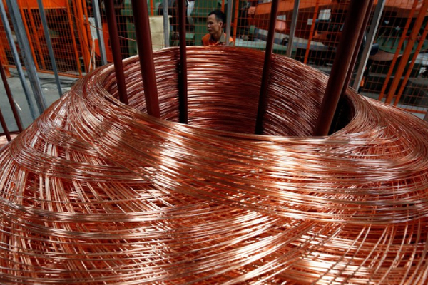 Công nhân tại các mỏ ở Chile ngừng đình công, giá đồng giảm gần 2%