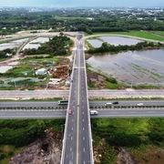 Nút giao 319 nối cao tốc TP HCM - Long Thành - Dầu Giây chờ ngày thông xe