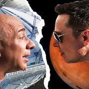 Cuộc đua chưa hồi kết của Elon Musk và Jeff Bezos