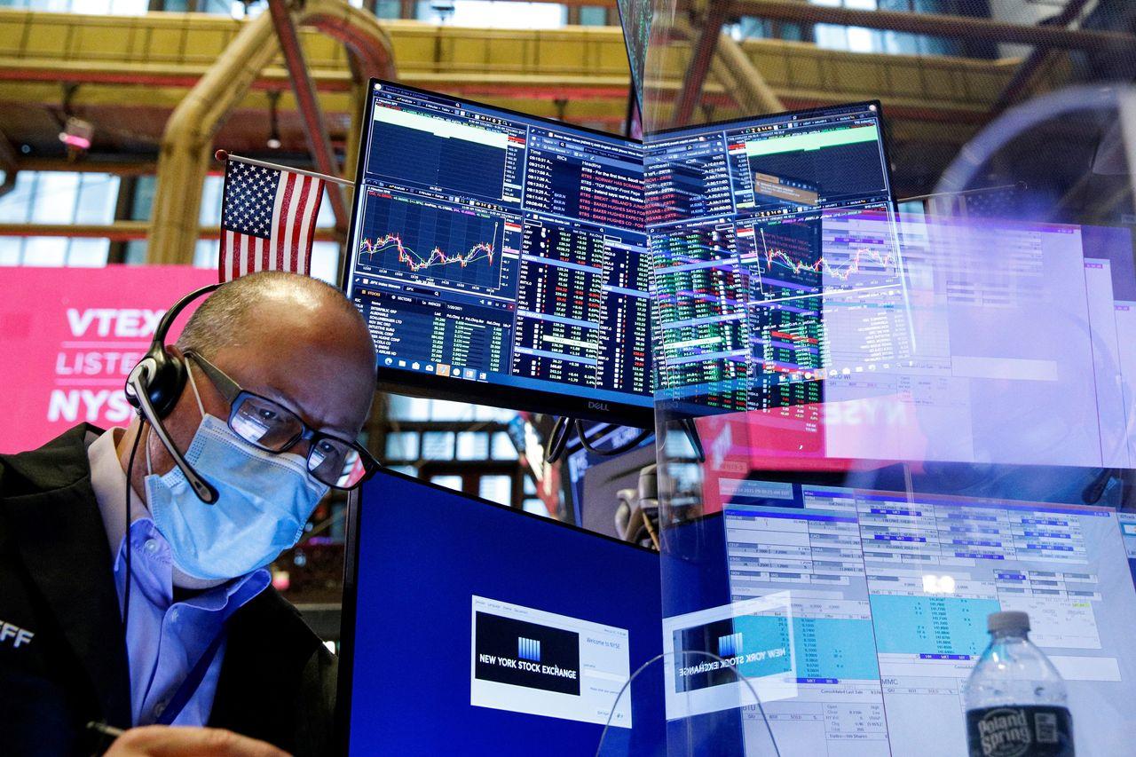 Phố Wall trái chiều, S&P 500 kết thúc đợt giảm 5 phiên liên tiếp