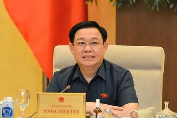 Chủ tịch Quốc hội: 'Hợp đồng bảo hiểm còn nặng bảo vệ lợi ích người bán'