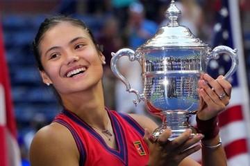 Emma Raducanu sẽ là nữ vận động viên kiếm được tỷ USD đầu tiên trên thế giới?