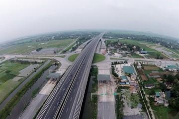 Cao tốc Bắc - Nam phía đông thiếu khoảng 23 triệu m3 đất đắp