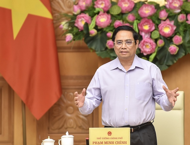 Thủ tướng nêu rõ, Chính phủ Việt Nam luôn sẵn sàng tạo điều kiện và đồng hành để các doanh nghiệp nước ngoài, trong đó có doanh nghiệp Hàn Quốc đầu tư, kinh doanh thuận lợi.