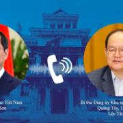 Tỉnh Quảng Tây (Trung Quốc) viện trợ cho Việt Nam 800.000 liều vaccine Sinopharm