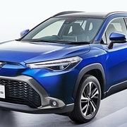 Toyota Corolla Cross 2022 giá từ 18.200 USD