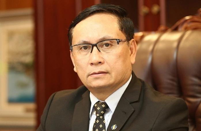Ông Nguyễn Sơn chỉ ra sự khác biệt trong mô hình hoạt động mới của VSD