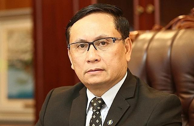 Chủ tịch VSD Nguyễn Sơn