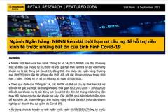MBKE: Ngành ngân hàng - NHNN kéo dài thời hạn cơ cấu nợ hỗ trợ nền kinh tế trước bất ổn của Covid-19
