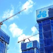 Xây dựng Hòa Bình chốt quyền chia cổ tức 5% bằng cổ phiếu