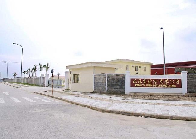 Giảm 91 ha đất 2 khu công nghiệp ở Thái Bình