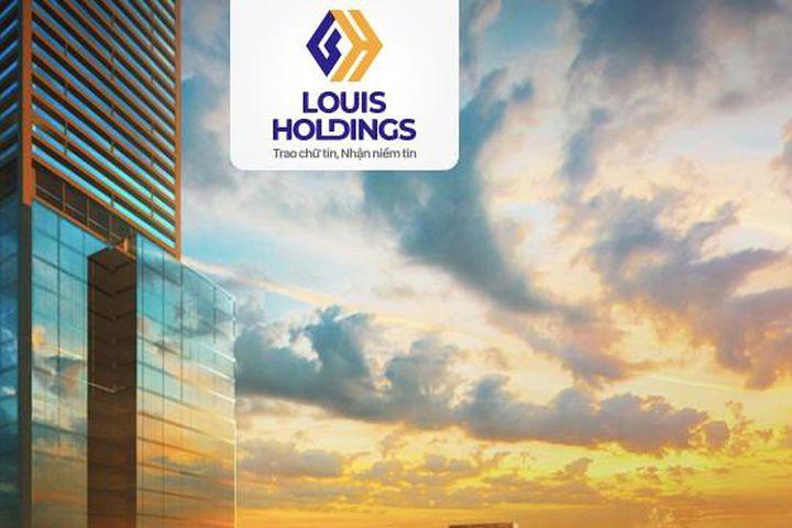 Nhiều cổ phiếu trong 'hệ sinh thái Louis' giảm sàn sau chuỗi tăng mạnh