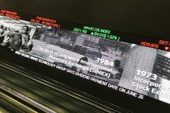 Singapore lập quỹ hơn 1 tỷ USD để thúc đẩy thị trường chứng khoán