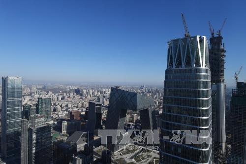 Một góc thành phố Bắc Kinh, Trung Quốc. Ảnh minh họa: AFP/TTXVN