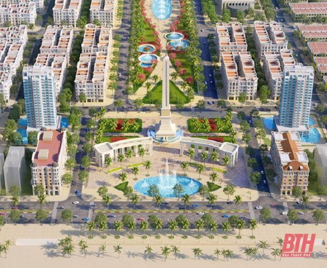 Thanh Hoá tiếp tục điều chỉnh quy hoạch dự án tỷ USD của Sun Group