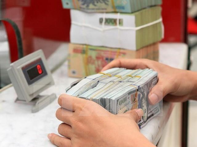 Tiền đồng dự kiến mạnh lên trong năm nay. Ảnh minh họa: TTXVN.