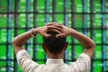 'Sắc xanh' bao phủ cổ phiếu ngân hàng