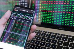 Các quỹ ETF cơ cấu danh mục, nhiều cổ phiếu biến động mạnh
