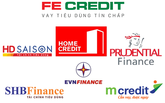 Bốn ngân hàng Nhật Bản tại FE Credit, HDSaison, Mcredit và SHB Finance
