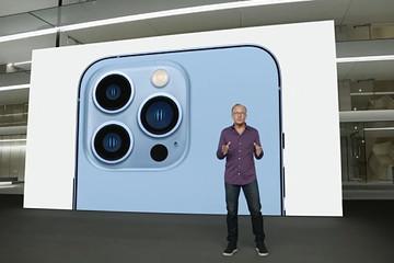 iPhone 13 Pro 128 GB bị giới hạn tính năng