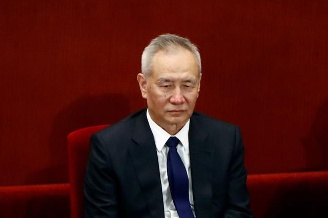 Phó thủ tướng Trung Quốc Lưu Hạc nhấn mạnh sự ủng hộ của Bắc Kinh đối với khu vực kinh tế tư nhân. Ảnh: Reuters.