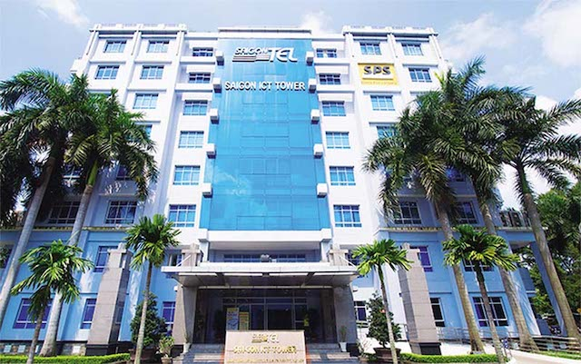 Lãi bán niên của Saigontel giảm 15% sau kiểm toán, còn 25 tỷ đồng.