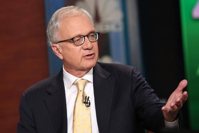 Ed Yardeni, chủ tịch công ty Yardeni Research. Ảnh: CNBC.